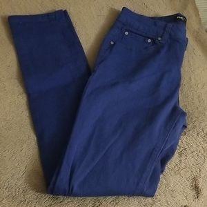 REMY MA - royal blue jeans